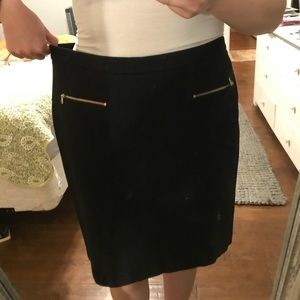 Talbots pencil skirt 12p